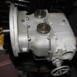 Гидронасос 321.224.А-14 (насосный агрегат сдвоенный) без внешнего вала