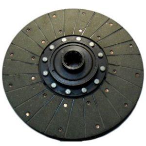 Диск ведомый главной муфты сцепления ЮМЗ-6, 45-1604040 А3-1
