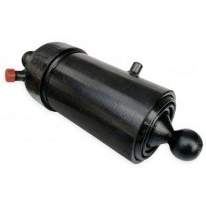 Гидроцилиндр ГАЗ 4 штока 3507-8603010
